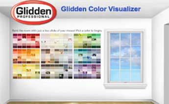 Paint colors davinci 39 s painting northern va for Interior paint color visualizer